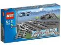 Конструктор Lego City Железнодорожные стрелки 8 элементов 7895