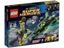 Конструктор Lego Super Heroes Зеленый Фонарь против Синестро 174 элемента 76025