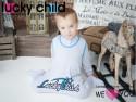 Ползунки Lucky Child для мальчика, размер 24 (74-80) 1-2М