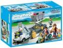 Конструктор Playmobil Авиапогрузчик с грузом и пассажиры 5262pm