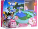 Игровой набор Poli Маленький трек с Умной машинкой Эмбер от 3 лет 83271