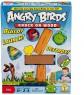 Настольная игра Mattel развивающая Angry Birds 2: Постучи по дереву W2793