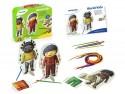 Настольная игра Miniland  развивающие Со шнуровкой В мире детей 36033