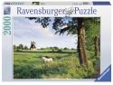 Пазл Ravensburger Сельский пейзаж 2000 элементов
