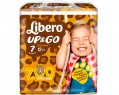 Трусики Libero Up & Go 7 (16-26 кг) 12 шт.
