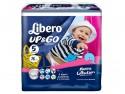Трусики Libero Up & Go Океаническая коллекция 5 (10-14 кг) 16 шт.