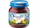 Пюре Gerber Яблоко и черника с 5 мес. 130 гр.