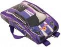 Рюкзак RichToys Тачки для велосипедов и самокатов фиолетовый