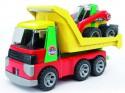 Грузовик Bruder Roadmax с погрузчиком разноцветный 1 шт 20070