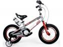 """Велосипед Royal baby Freestyle Space №1 Alloy 12"""" серебристый"""