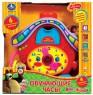 Интерактивная игрушка Умка Обучающие часы Маша и Медведь от 6 месяцев разноцветный B765155-R