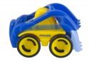 Будьдозер Miniland 27477 разноцветный 1 шт 27 см