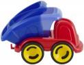 Каталка-машинка Miniland Самосвал разноцветный от 1 года пластик