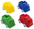 Мини-машинка Miniland Грузовик, 9 см. красный 27503