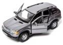 Автомобиль Bburago BMW X5 1:24 серебристый 18-22001