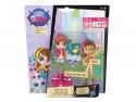 Игровой набор Hasbro Littlest Pet Shop Модница Блайс и зверюшка 6 см от 4 лет А8529