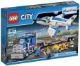 Конструктор Lego City: Транспортер для учебных самолетов 448 элементов 60079