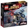 Конструктор Lego Super Heroes: Воздушная атака Карнажа 97 элементов 76036