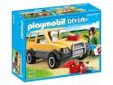 Конструктор Playmobil Ветеринарная клиника: Автомобиль