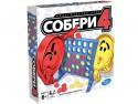 Настольная игра Hasbro развивающая Собери 4 A5640121