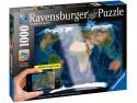Пазл Ravensburger Планета Земля с видео-анимацией 1000 элементов 19308
