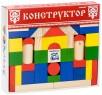 Конструктор Томик Цветной 65 элементов 6678-65