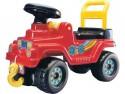Каталка-машинка Полесье Джип 4х4 №2 красный от 2 лет пластик 6287