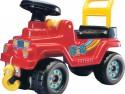 Каталка-машинка Полесье Джип 4х4 красный от 1 года пластик 1534