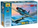 Самолёт Звезда Советский истребитель МиГ-3 1:72 7204