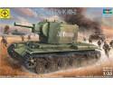 Танк Моделист КВ-2 1:35 зеленый 303535