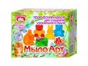 Набор для изготовления мыла Дети Арт Зверушки от 7 лет да10008