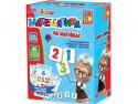 Пазл на магните Vladi toys Маша и медведь. Математика VT3305-04