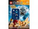 LEGO Легенды Чимы. Книги со сборными фигурками Битва за Чиму