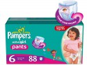 Трусики Pampers Pants Extra Large (16+ кг) Мега Упаковка 88