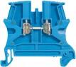Клемма Legrand Viking 4х6 для нейтрали синий 37101
