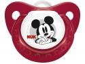 Пустышка ортодонтическая NUK Disney Микки 1 шт от 6 месяцев силикон 10735784