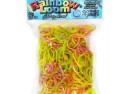 Резинки для плетения Rainbow Loom Сладкая вата Леденцы 2175 от 8 лет 600 шт