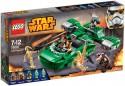 Конструктор Lego Star Wars Флэш-спидер 312 элементов 75091