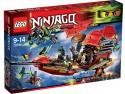 Конструктор Lego Ниндзяго Корабль Дар Судьбы- Решающая битва 1253 элемента 70738