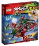 Конструктор Lego Ниндзяго Корабль R.E.X Ронана 547 элементов 70735