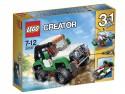 Конструктор Lego Криэйтор Внедорожники 274 элемента 31037