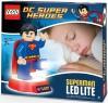 LGL-TOB20 Фонарик-ночник LEGO Superman