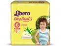 Трусики Libero Dry Pants 6 (13-20 кг) 16 шт.