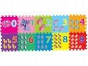Коврик-пазл Играем Вместе Мои Маленькие Пони с вырезанными цифрами 10 элементов FS-NUM-MLP