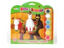 Набор для творчества Multi Art Маша и Медведь 2 фигурки от 3 лет BWC1104B