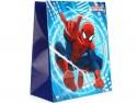 Пакет подарочный Весёлый Праздник Человек-паук 33x46х20 см 1 шт CLRBG-SPM-03