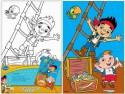 Набор для росписи по холсту Disney Джейк и пираты Нетландии от 5 лет 26153