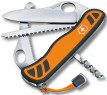 Нож охотника Victorinox Hunter XT One Hand 0.8341.MC9 111мм с фиксатором 6 функций оранжево-черный