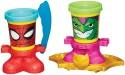 Набор для творчества Hasbro Марвел Человек-Паук и Зеленый Гоблин от 3 лет B0744