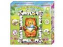 Набор для изготовления картин Клевер Приятного чаепития, мишка! от 5 лет АБ 21-004